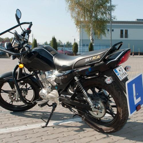 Romet Zetka ZK 50