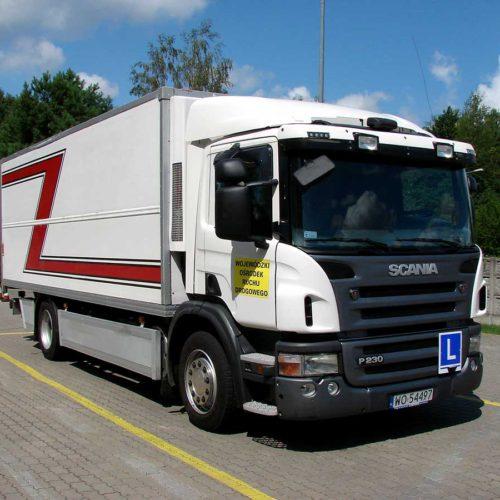 Scania P230