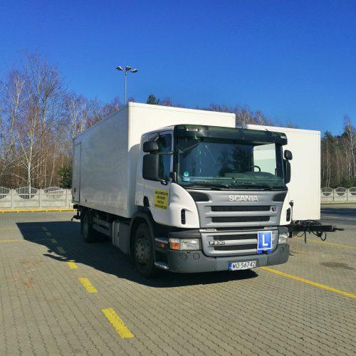 Scania P230 C+E